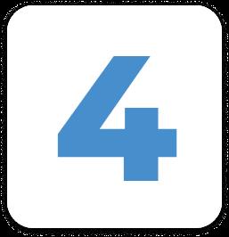 Преимущество четверное
