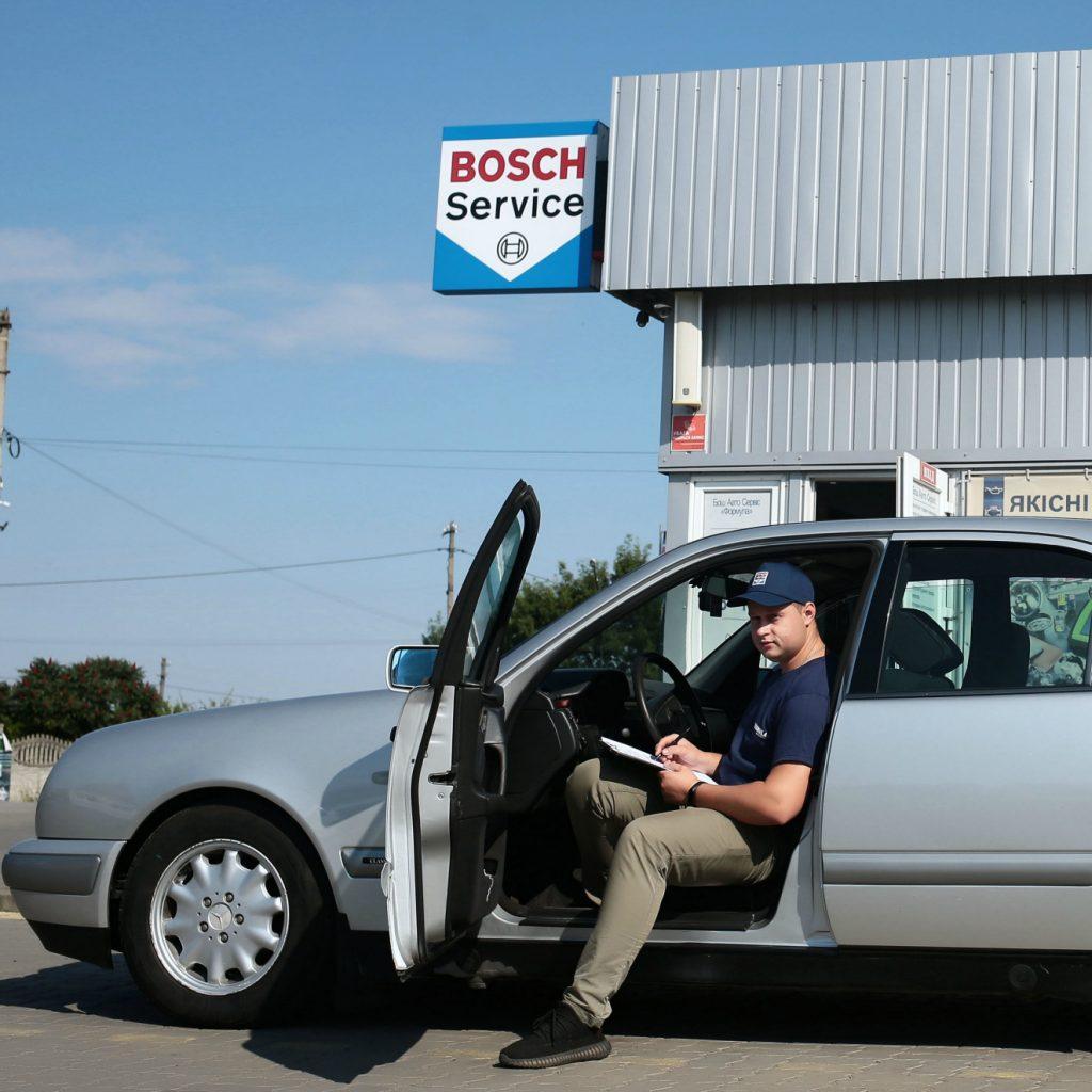 обслуживание автомобиля в бош сервисе формула